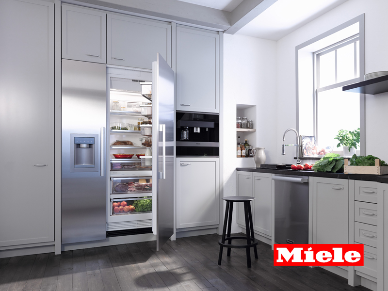 Miele Built-In Refrigeration