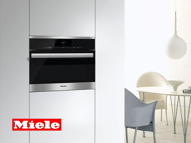 Miele Steam Wall Oven