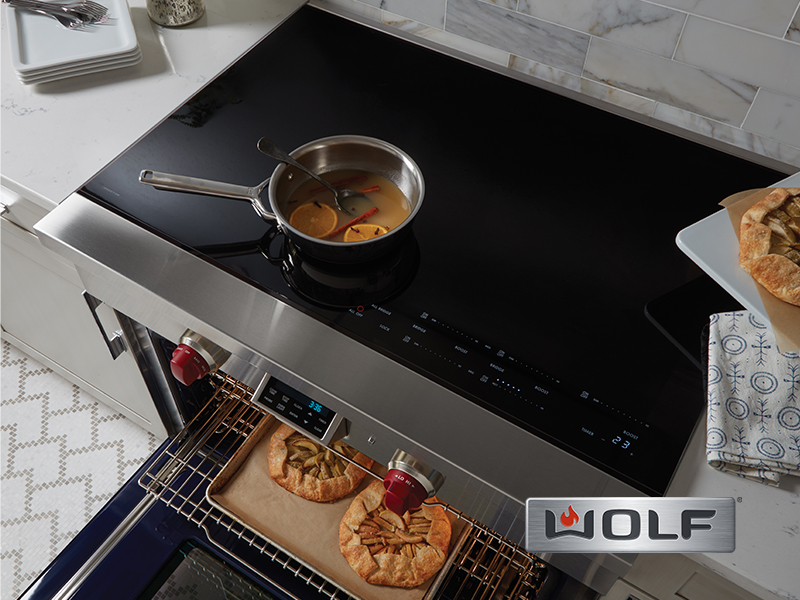 Wolf Induction Pro Range