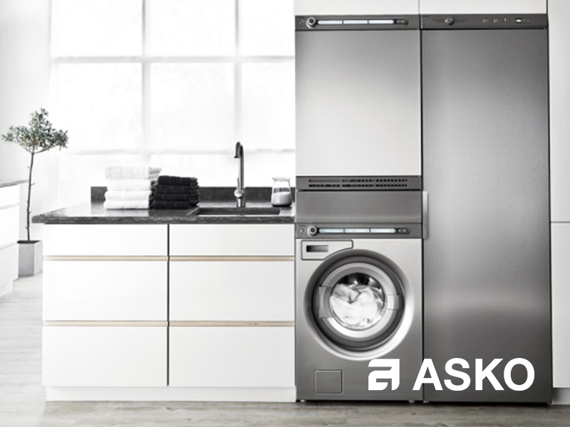 Miele washer pair
