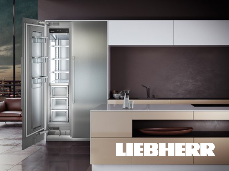 Liebherr Built-In Refrigeration