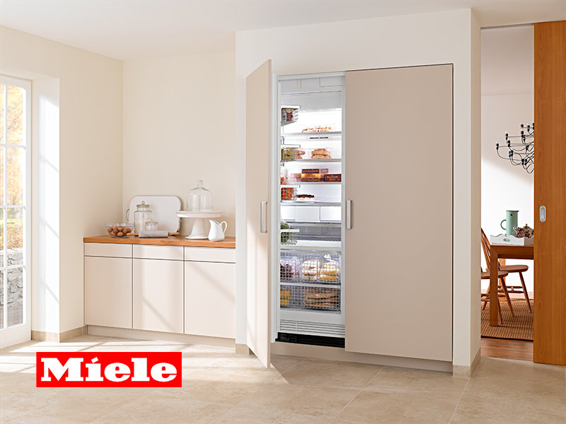 Miele Integrated Refrigeration