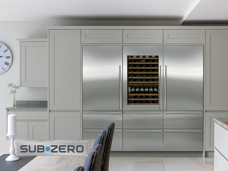 Sub-Zero Built-In Refrigeration