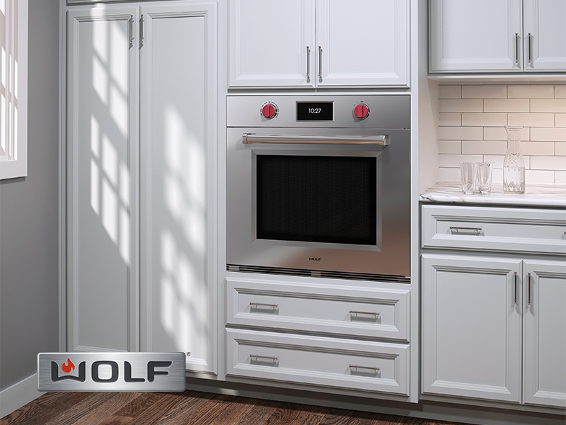 Wolf Convection Wall Oven