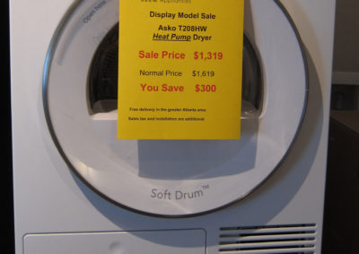 Asko T208HW Heat-pump dryer