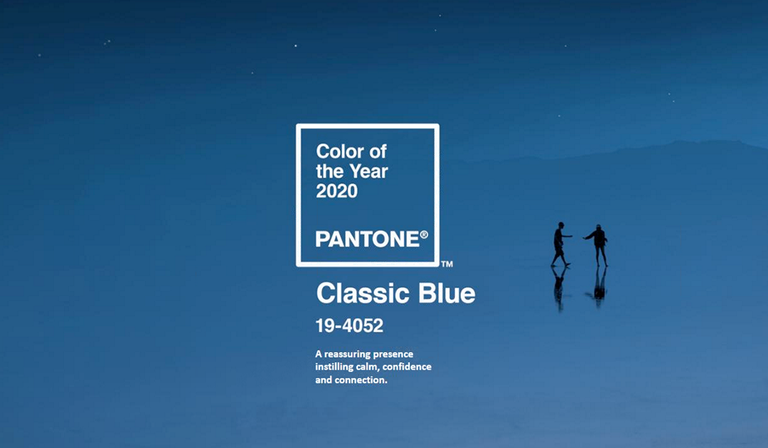 Introducing the 2020 Color of the Year