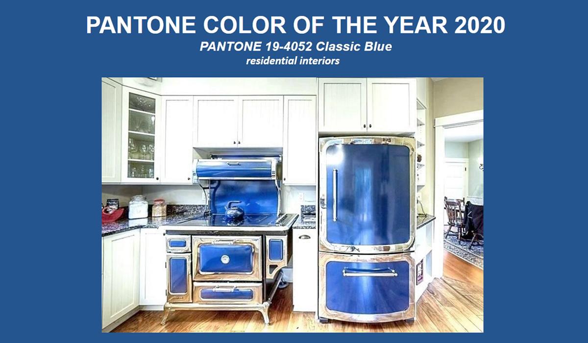 Pantone Color of 2020