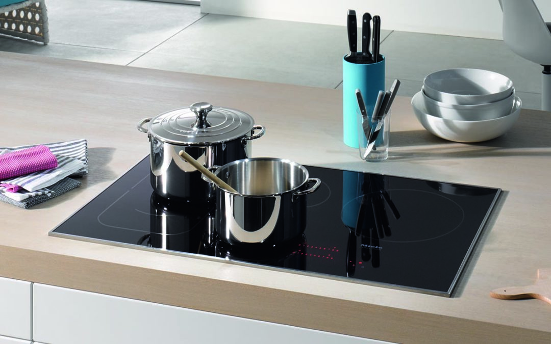 Miele's Induction Cooktops Take Cooking into the Next Generation